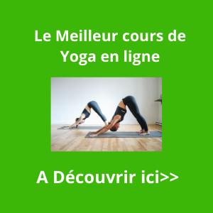 Widget Yoga cours